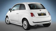 COBRA Exclusive accessories for the Fiat 500
