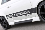 HAMANN FIAT500 SIDE SKIRTS