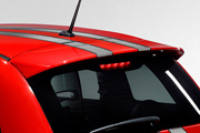 LESTER Rear Roof Spoiler ABARTH LOOK