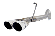 MAGNETI MARELLI Stainless steel Rear Silencer
