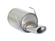 RAGAZZON Stainless steel Rear Silencer for Riva1.2