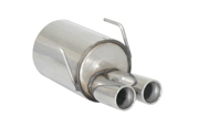 RAGAZZON Stainless steel Rear Silencer for S1.2